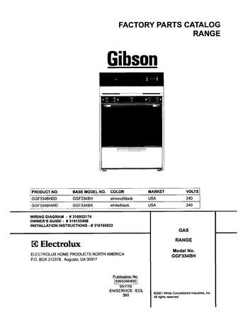 Diagram for GGF334BHDD