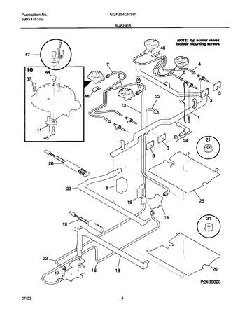 Diagram for GGF354CHSD