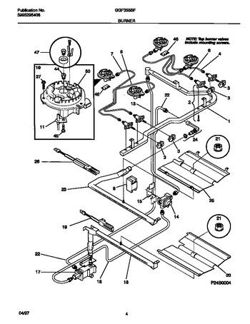 Diagram for GGF355BFWA
