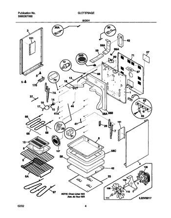 Diagram for GLEF376AQE