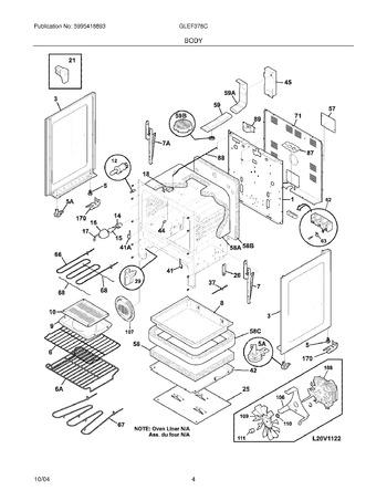 Diagram for GLEF378CBF