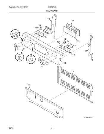 Diagram for GLEF379DSK