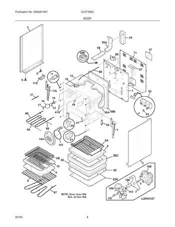 Diagram for GLEF396CQC