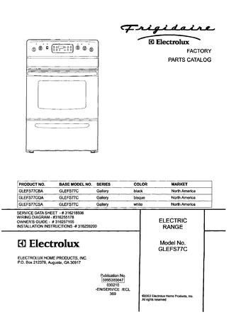 Diagram for GLEFS77CBA