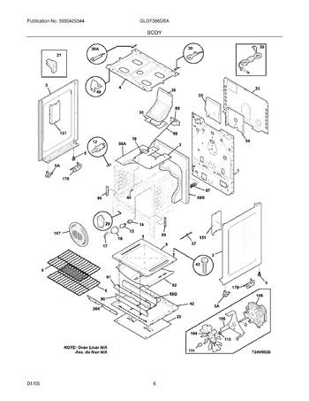 Diagram for GLGF386DBA