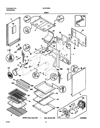 Diagram for GLGF388AQE
