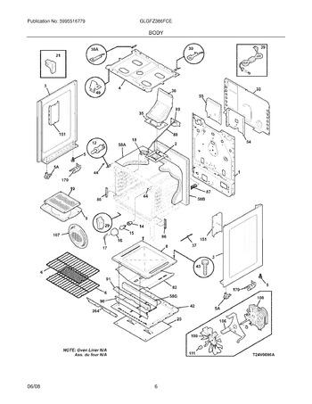 Diagram for GLGFZ386FCE