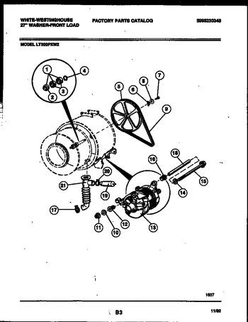 Diagram for LT200PXW2