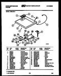 Diagram for 03 - Top Door Parts
