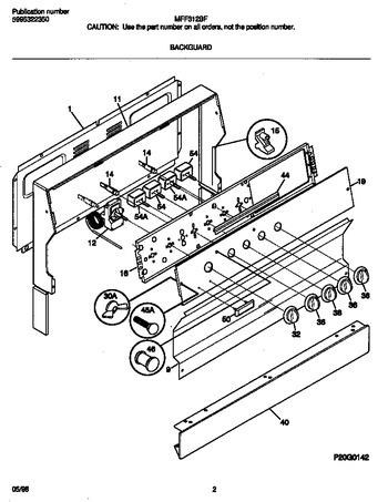 Diagram for MFF312BFWE