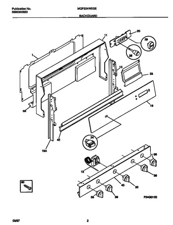 Diagram for MGF324WESE
