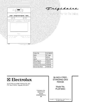 Diagram for PLGF389CCE