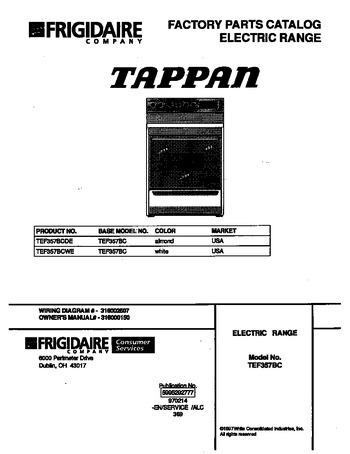 Diagram for TEF357BCDE