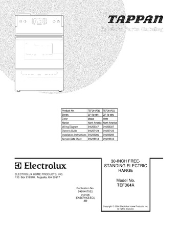 Diagram for TEF364AQJ
