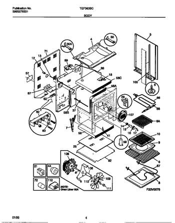 Diagram for TEF383BCWB