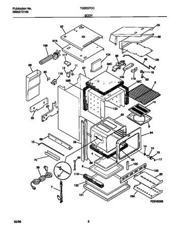 Diagram for TGB557CCB1