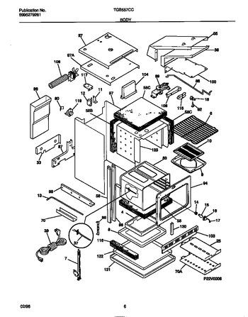 Diagram for TGB557CCB2