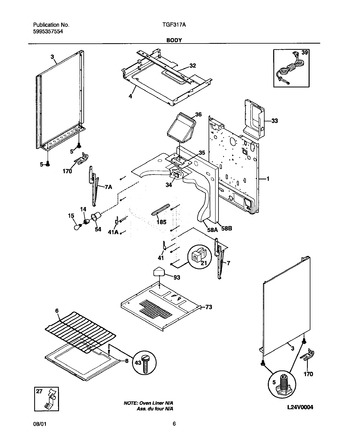 Diagram for TGF317AWA