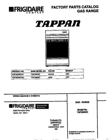 Diagram for TGF330WCWC