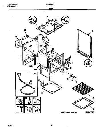Diagram for TGF334BCDF