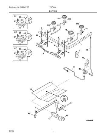 Diagram for TGF336ASH