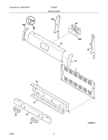 Diagram for TGF336FWB