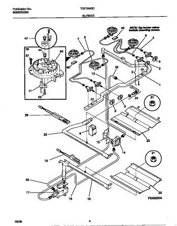 Diagram for TGF354SCWC