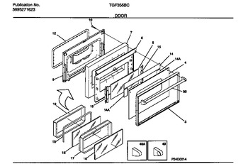Diagram for TGF355BCWA