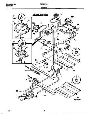Diagram for TGF357CCSA