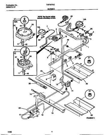 Diagram for TGF357CCSB