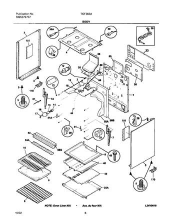 Diagram for TGF363AUC