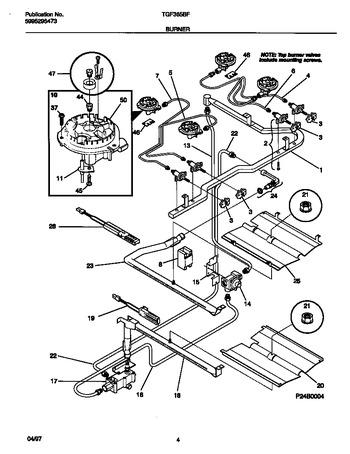 Diagram for TGF365BFDA