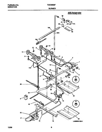 Diagram for TGO356BFW4