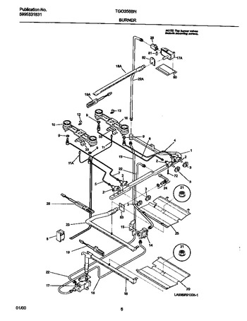 Diagram for TGO356BHW3