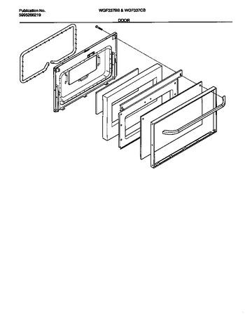 Diagram for WGF337CBSA