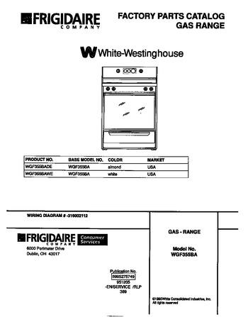 Diagram for WGF355BAWE
