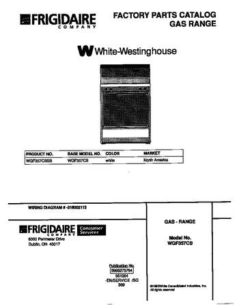 Diagram for WGF357CBSB