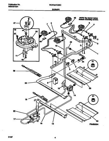 Diagram for WGF357CBSC
