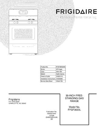 Diagram for FFGF3023LMD