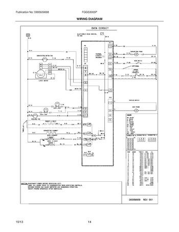 Diagram for FGGS3065PBA