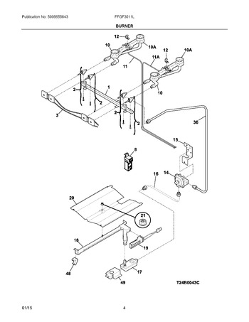 Diagram for FFGF3011LBD