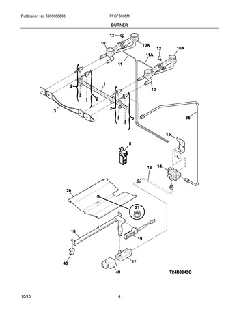 Diagram for FFGF3005MQC