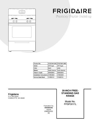 Diagram for FFGF3017LBG