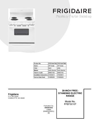 Diagram for FFEF3010TWA