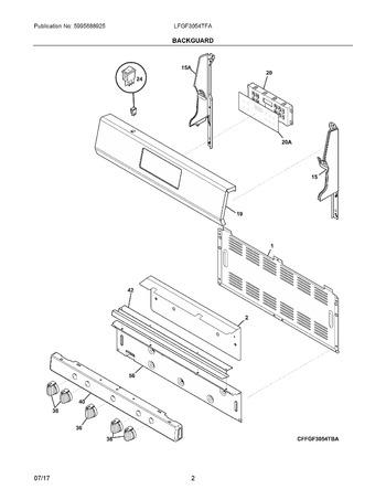 Diagram for LFGF3054TFA