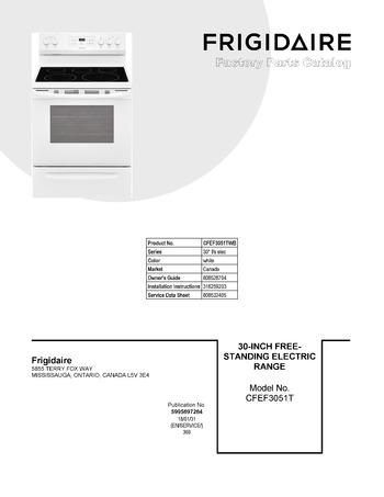 Diagram for CFEF3051TWB