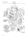 Diagram for 04 - Lower Oven