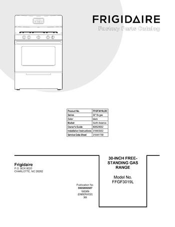 Diagram for FFGF3019LBC