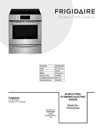 Diagram for FFEH3054USA