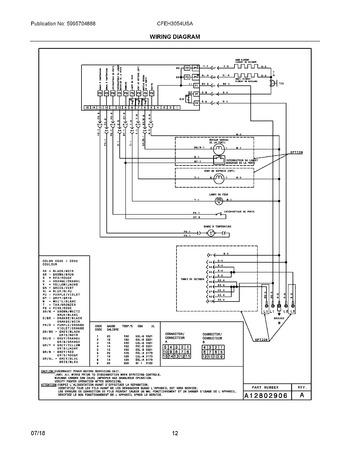Diagram for CFEH3054USA